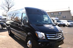 "14 passenger Mercedes Limo Sprinter ""2016 Model"""