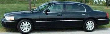 Lincoln Town Car exterior